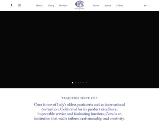 cova.com.hk screenshot
