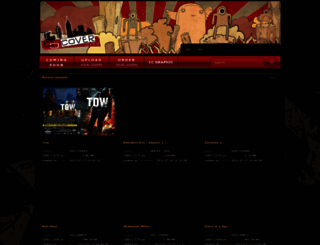 covercity.net screenshot