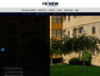coveyapartments.com screenshot