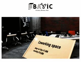 coworking-space.jp screenshot