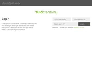 cp.fluidcreativity.co.uk screenshot