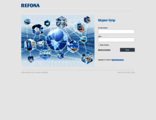cp.refona.net screenshot