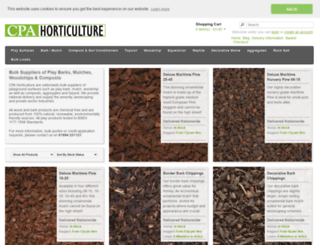 cpa-horticulture.co.uk screenshot
