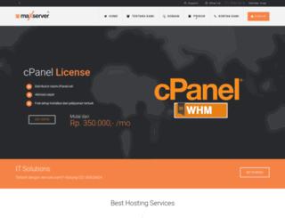 cpanel.co.id screenshot