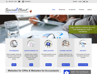 cpawebsiteresources.com screenshot