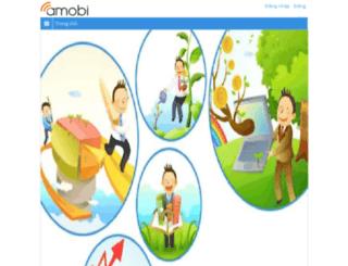 cpc.amobi.vn screenshot