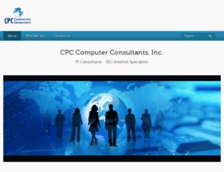 cpccci.net screenshot