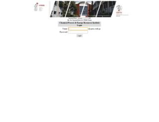 cperi.certh.gr screenshot