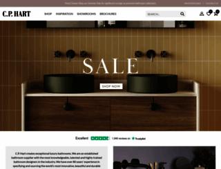cphart.co.uk screenshot