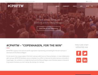cphftw.dk screenshot