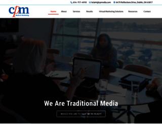 cpmedia.com screenshot