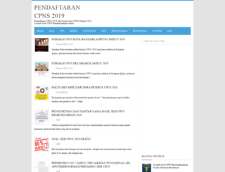 cpns-indonesia.com screenshot