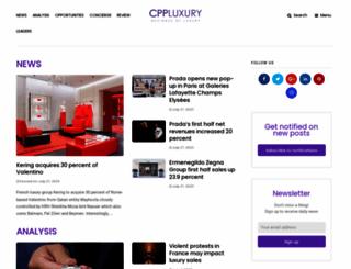 cpp-luxury.com screenshot