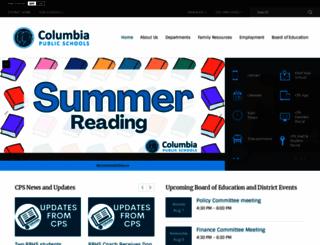 cpsk12.org screenshot