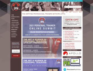 cptn.com screenshot