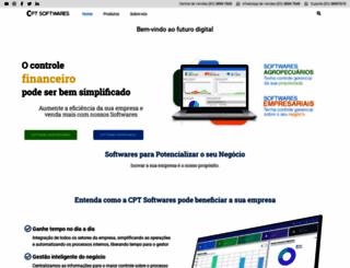 cptsoftwares.com.br screenshot