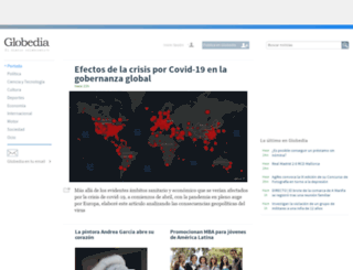 cr.globedia.com screenshot