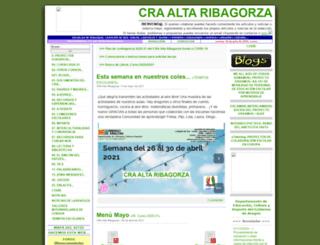 craaltaribagorza.net screenshot