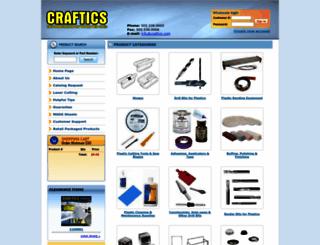 craftics.net screenshot