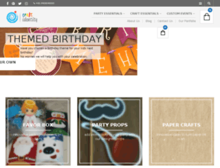 craftidentity.com screenshot