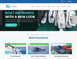 craftinsure.com screenshot