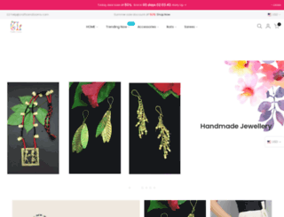 craftsandlooms.com screenshot