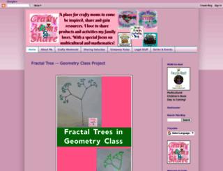 craftymomsshare.blogspot.com screenshot