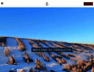 craigleith.com screenshot