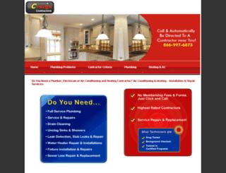 craigscontractors.com screenshot