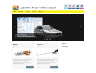 craigslistpostservice.com screenshot