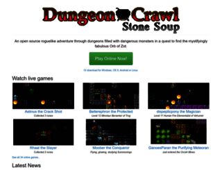 crawl.develz.org screenshot