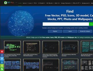 crazy3dfree.com screenshot