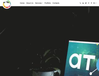 crazywebstudio.com screenshot