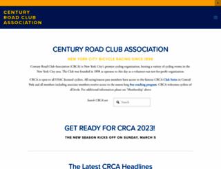 crca.net screenshot
