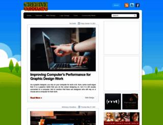 cre8ivecommando.com screenshot