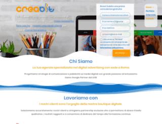 creabitstudio.it screenshot