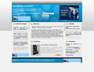 creadev-fr.com screenshot