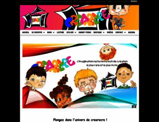 crearecre.com screenshot