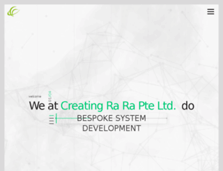 creatingrara.com screenshot