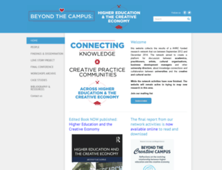 creative-campus.org.uk screenshot