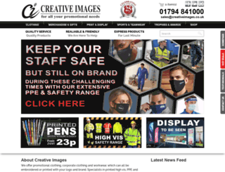 creative-images-uk.com screenshot
