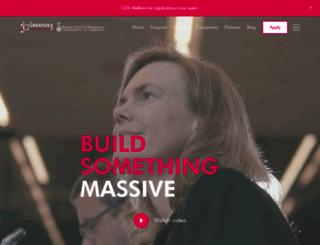 creativedestructionlab.com screenshot
