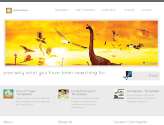 creativedonline.com screenshot