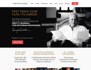 creativeedge.com screenshot