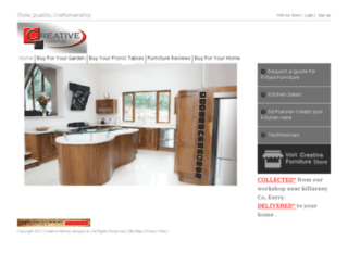 creativefurnituredesigns.ie screenshot