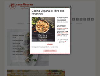 creativegan.net screenshot