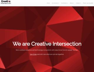 creativeintersection.com.au screenshot