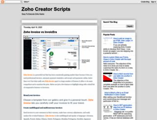 creatorscripts.blogspot.mx screenshot