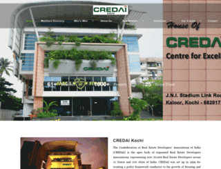 credaikochi.com screenshot