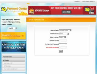 credit.91.com screenshot